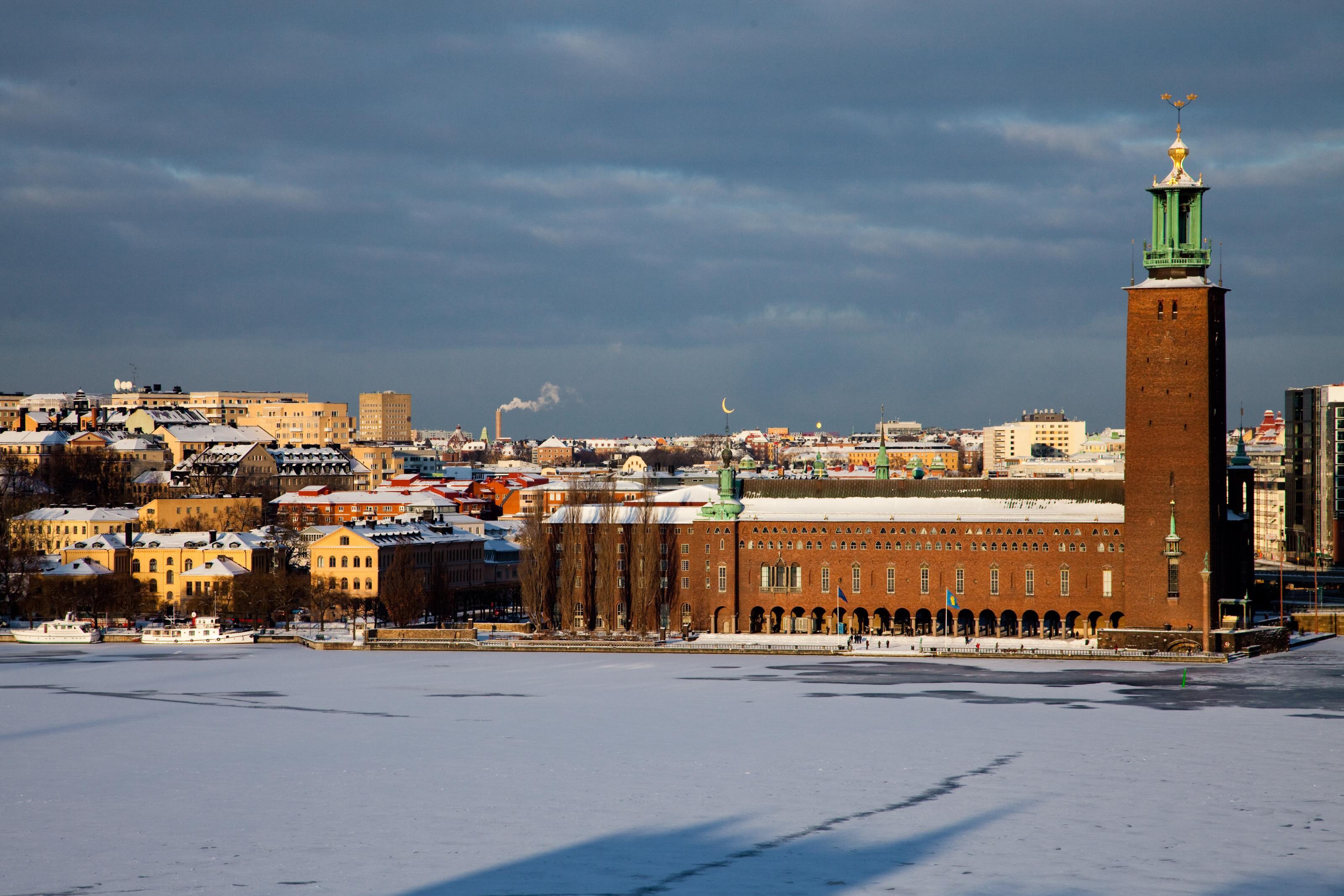 Gratis dejting i stockholm stad