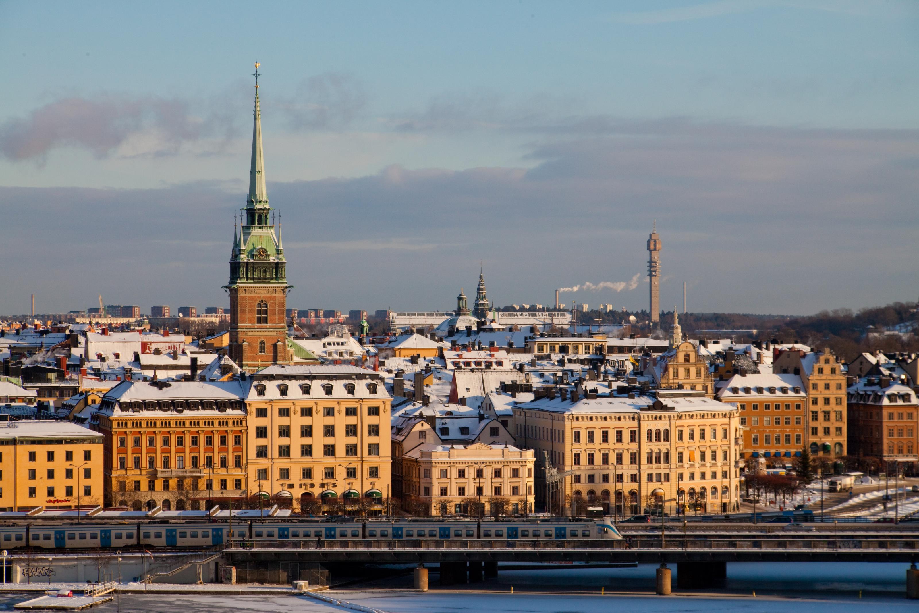 stockholm gratis parkering