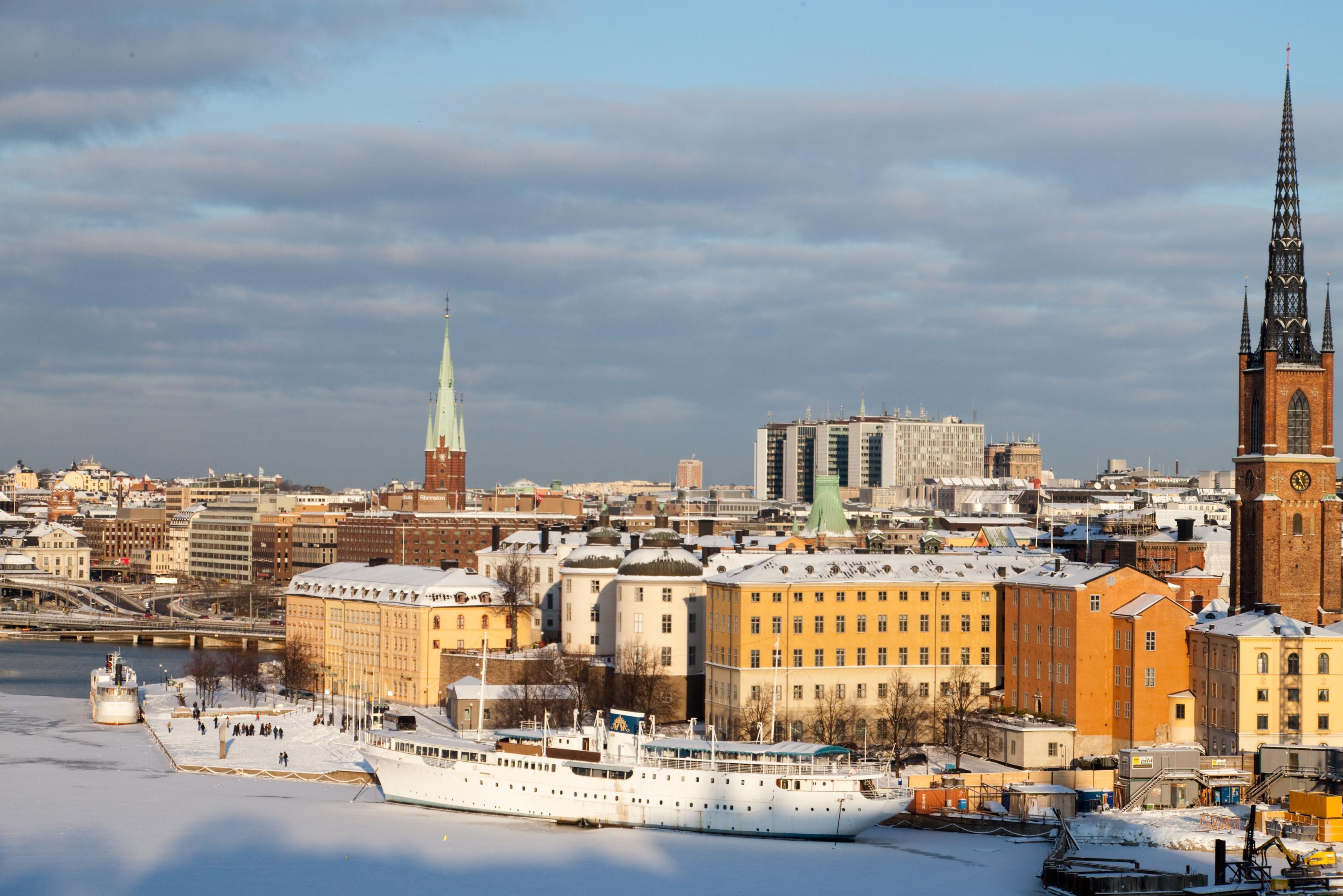 Gratis Bilder På Stockholm