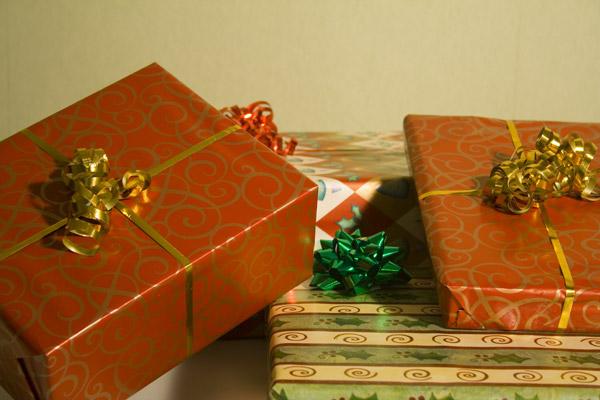 gratis bild julklapp