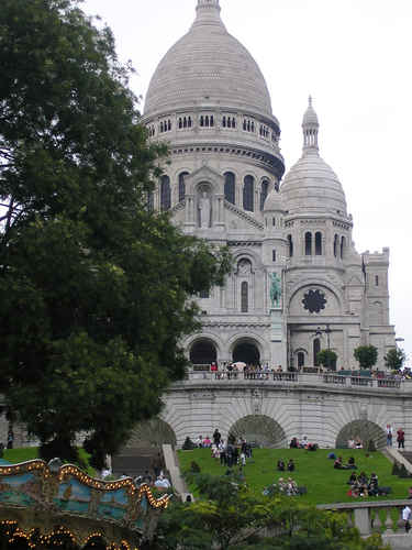 Vykort basilique