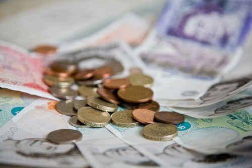 Vykort brittiska_pund