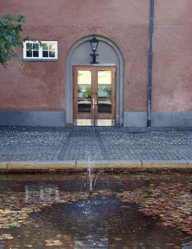 Vykort fontaen_vatten