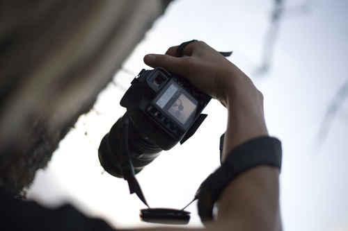 Vykort fotografera