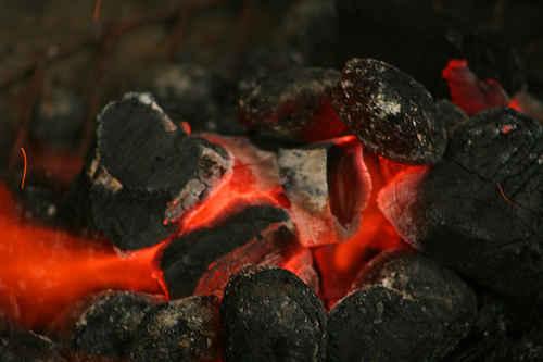 Gratisbild på Glödande kol