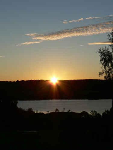Gratisbild på Soluppgång
