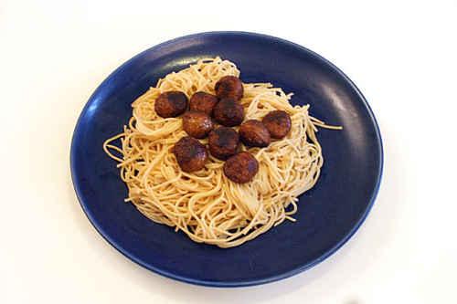Vykort spaghetti_koetbullar